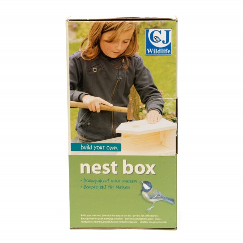Build Your Own Bird Box