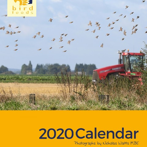 2020 Vine House Farm Calendar