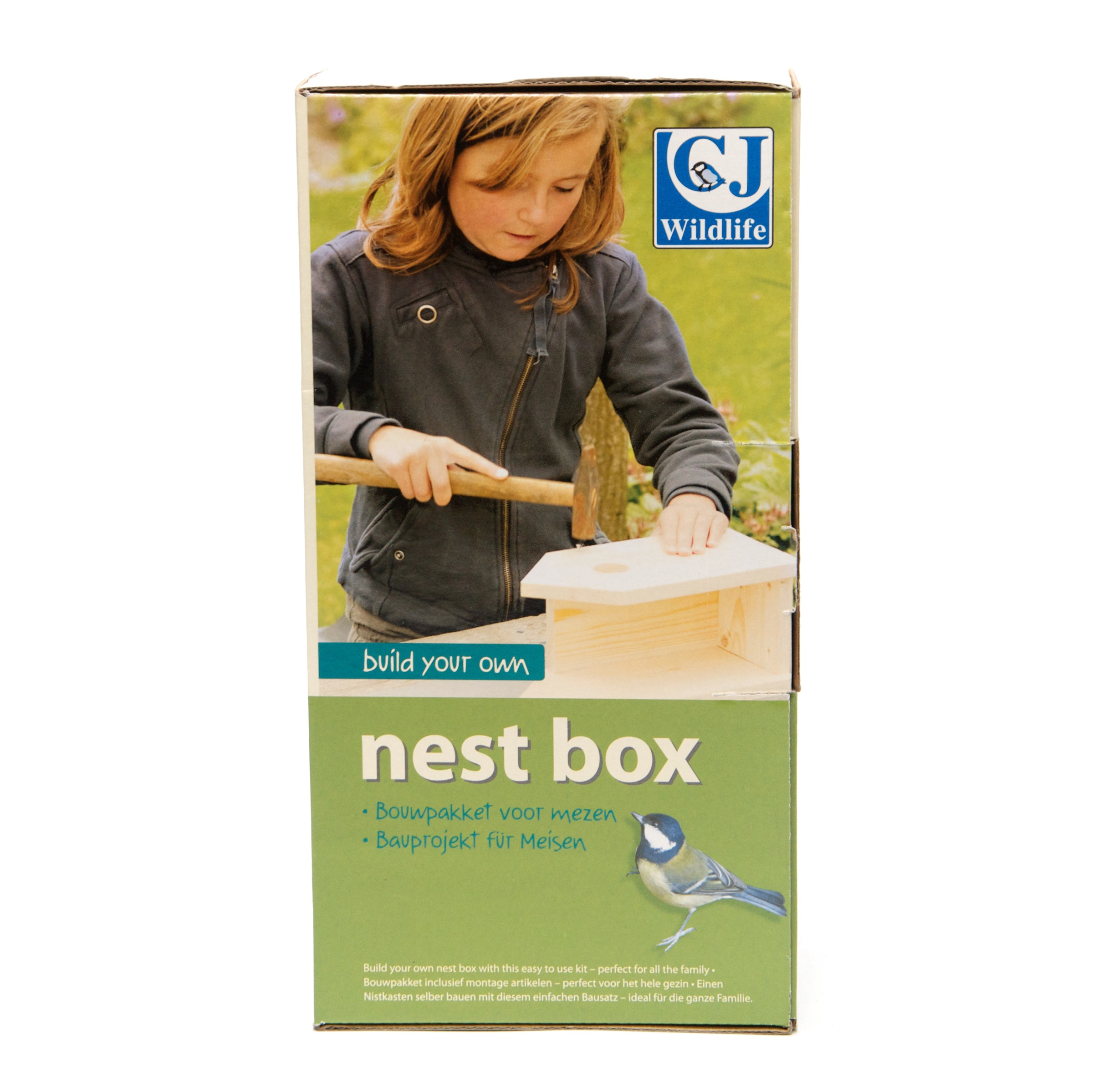 Build your own nest box buy online at vine house farm for Build your own home online