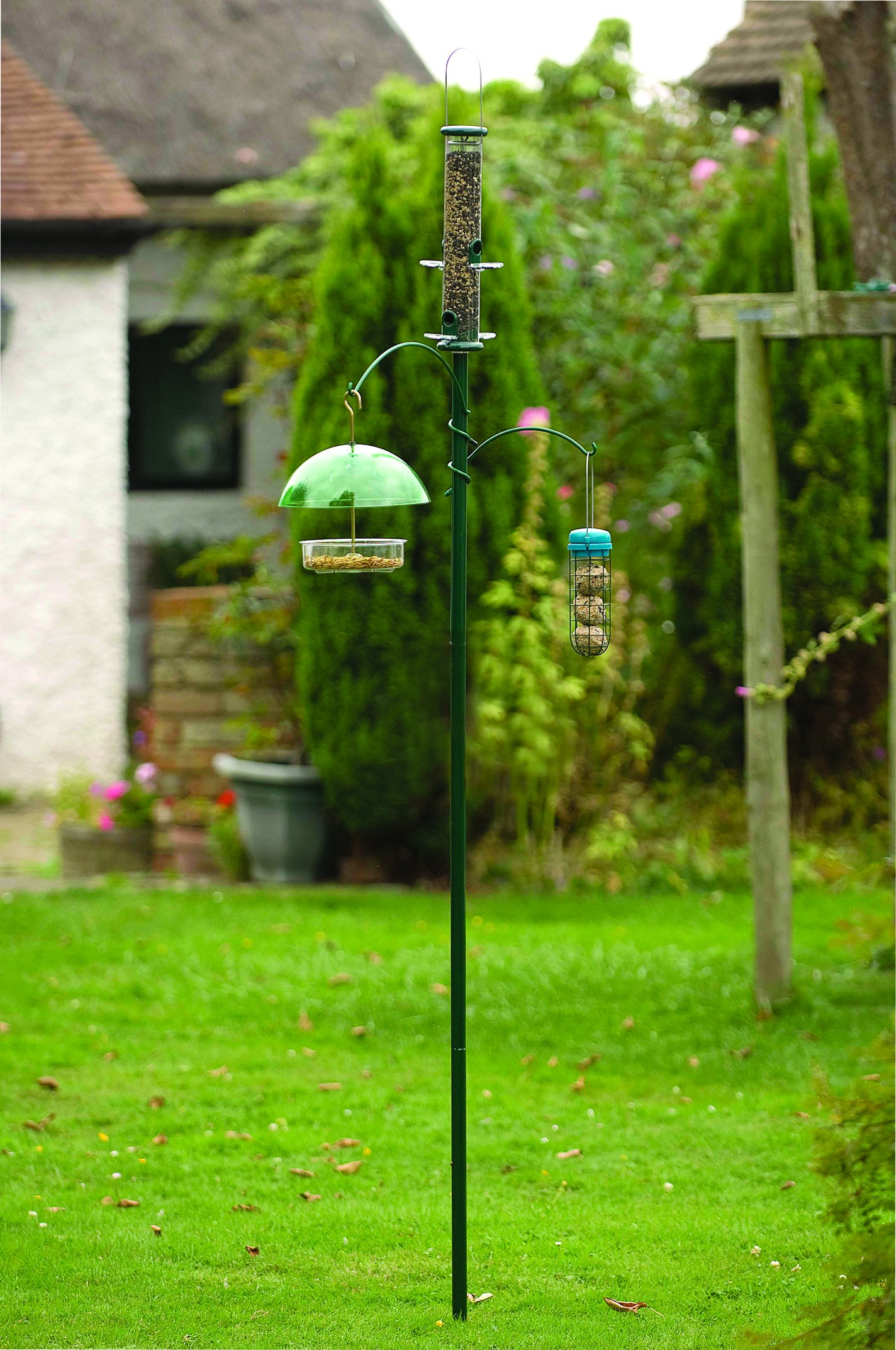 garden decor recycled theglassygardengal yard unique glass pin cycled bird com catcher up art feeder sun repurposed