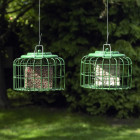 Nuttery Caged Suet Block Feeder