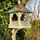 Bempton Wall Mounted Bird Table