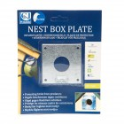 Nest Box Plates