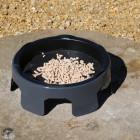Peckish Large Metal Ground Feeder