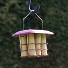 Suet Log Feeder Basket