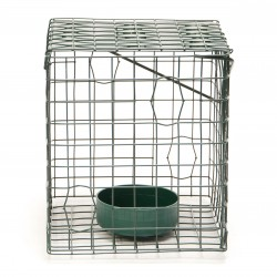 Caged Feeder