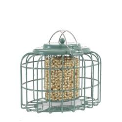 Nuttery Caged Mini Suet & Nut Feeder