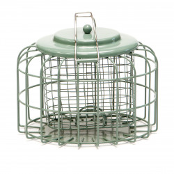 Nuttery Caged Suet Block Feeder