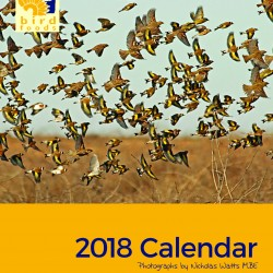 2018 Vine House Farm Calendar