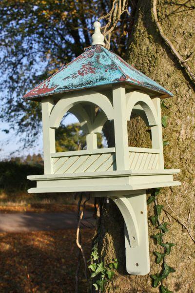 Bempton Wall Mounted Bird Table