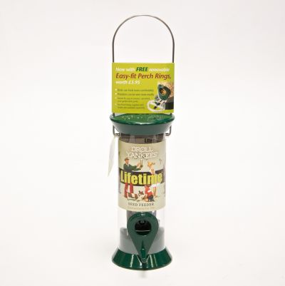 Droll Yankee Metal Seed Feeders