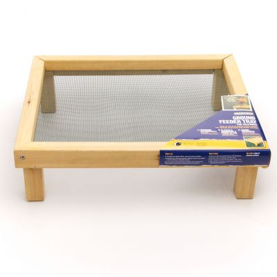 Ground Feeding Tray