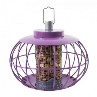 Nuttery Chinese Lantern Squirrel Proof Peanut Feeder