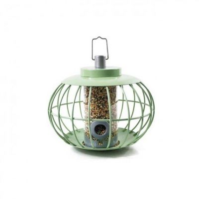 Nuttery Chinese Lantern Squirrel Proof Seed Feeder