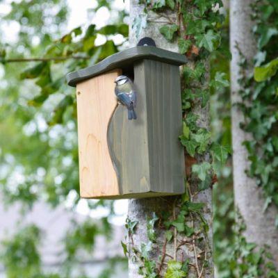 Simon King Curve Nest Box
