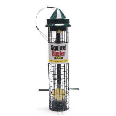 Squirrel Buster Finch Niger Seed Bird Feeder