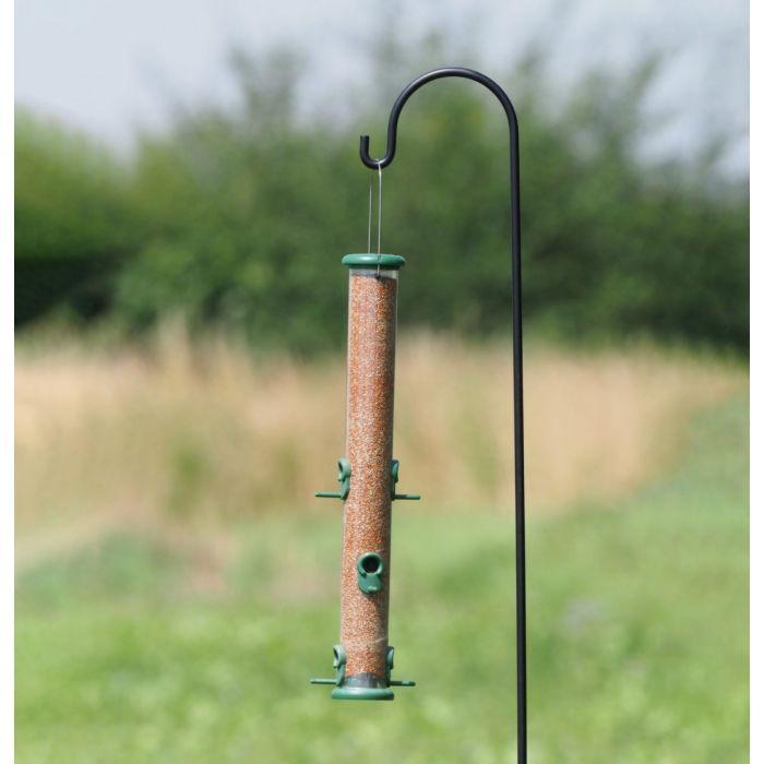pole for single bird feeder verleden tijd flirten