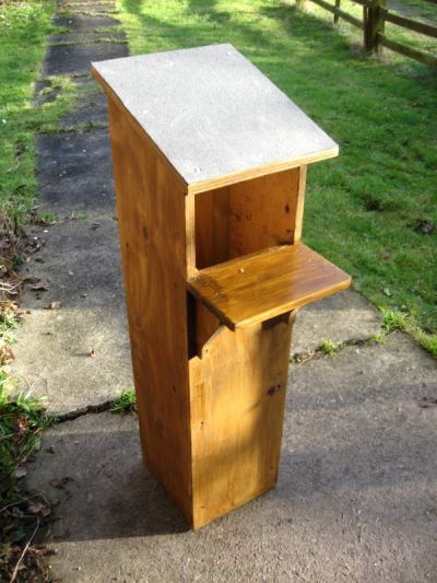 Tawny Owl Wooden Nest Box