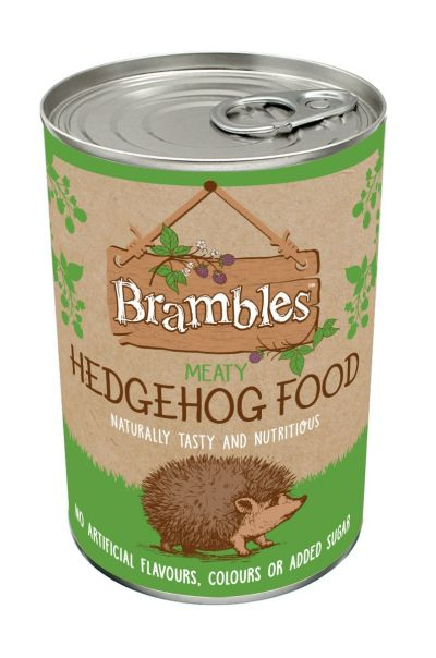 Brambles Tinned Meaty Hedgehog Food x 6