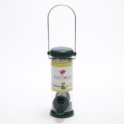 Bird Lovers Seed Feeders