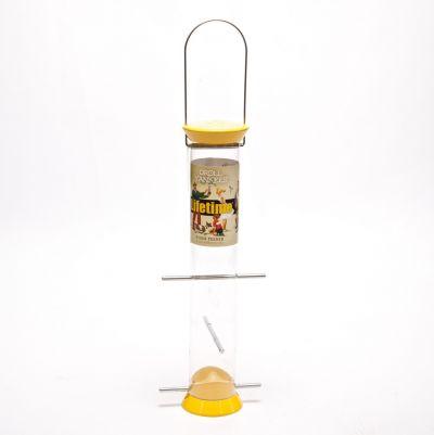 Droll Yankee Goldfinch Flocker Niger Seed Feeder