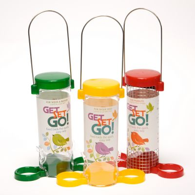 Get Set Go Set of 3 Feeders