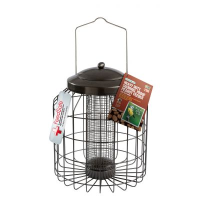 Heavy Duty Squirrel Proof Feeders-Peanut