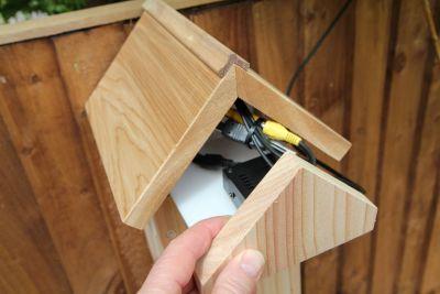 AHD Nest Box Camera