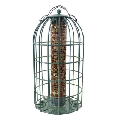 Nuttery Caged Peanut Feeder