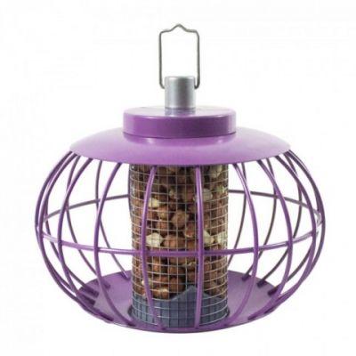Nuttery Lantern Squirrel Proof Peanut Feeder