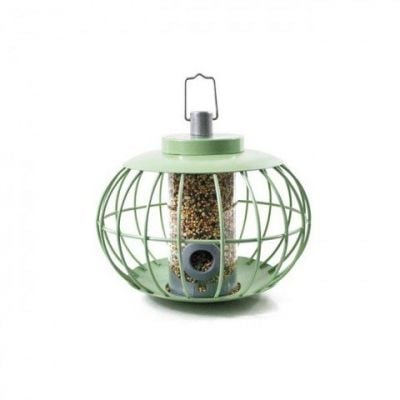 Nuttery Lantern Squirrel Proof Seed Feeder