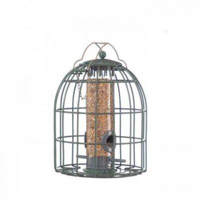Nuttery Original Compact Bird Seed Feeder