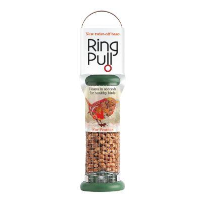 Ring Pull Plastic Peanut Feeders