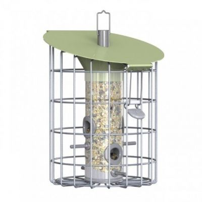 Nuttery Roundhaus Squirrel Proof Seed Feeder
