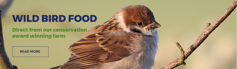Vine House Farm Wild Bird Food And Bird Feeders Direct