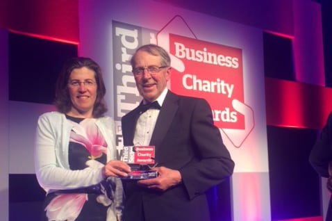 Business Charity Award