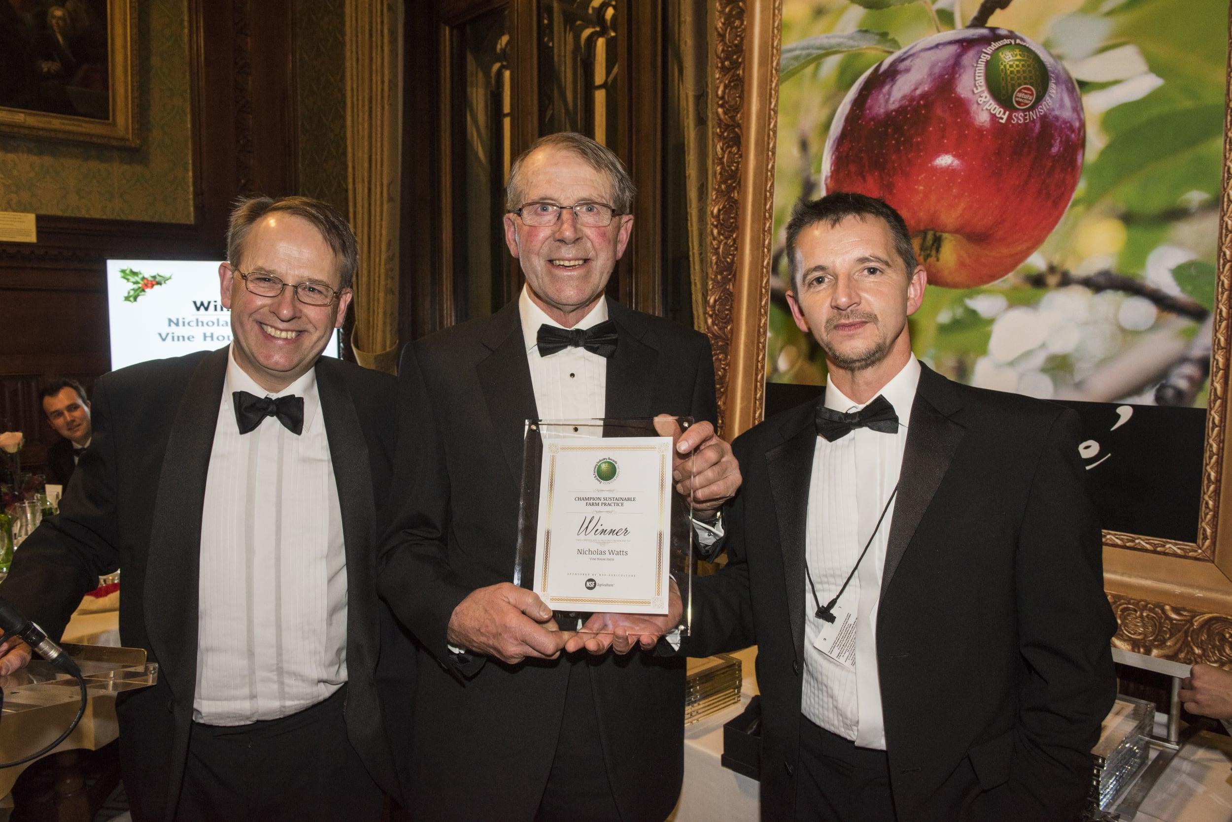 Sustainable Farming Award