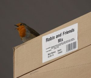 Nest boxes for Robins